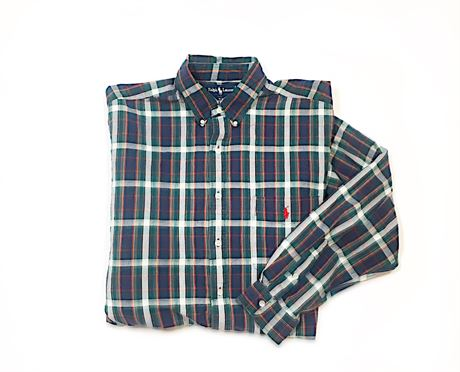 Ralph Lauren XL long sleeve button down shirt