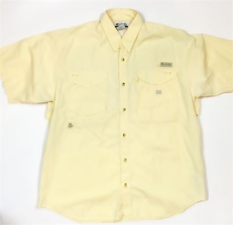 Columbia PFG fishing shirt free shipping