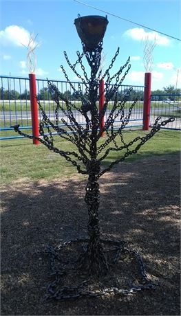 Custom Metal Tree