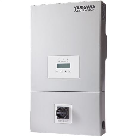 Solectria PVI-6600TL Grid-tied Solar Inverter