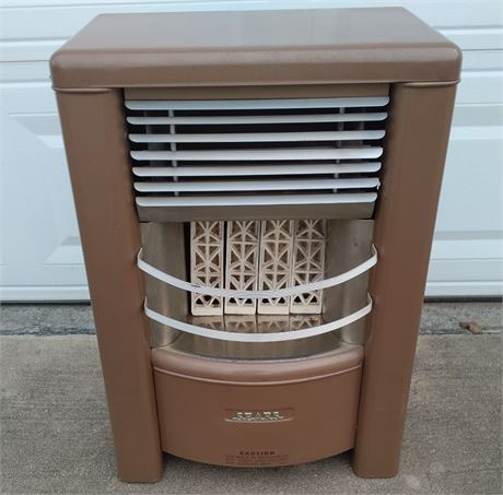 Sears Natural Gas Dearborn Style Heater