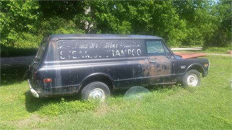 e sell online auction \u0026 classifieds 1970 chevy c 20 panel truck