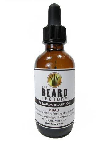 8-Ball-Beard-Mustache-Oil-Tall-2-oz-Argan-Jojoba-Black-Seed-Oils-more