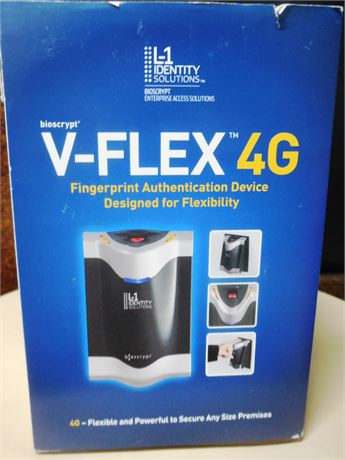 V-Flex Biometric Reader 4G